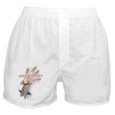 Cute Ink Boxer Shorts