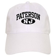 Paterson New Jersey Baseball Cap