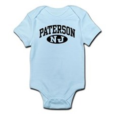 Paterson New Jersey Infant Bodysuit