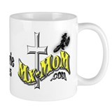 Motocross Mom Coffee Mug designed for Lorie