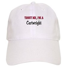Trust Me I'm a Cartwright Baseball Cap