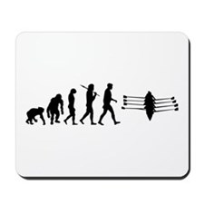 Rowing Crew Mousepad