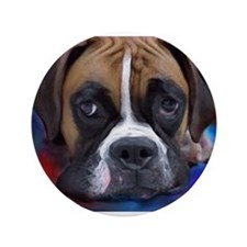 "Unique Dogs 3.5"" Button (100 pack)"