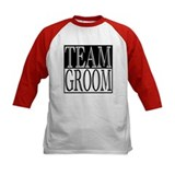 Team Groom -- Wedding Day Tee