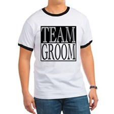 Team Groom -- Wedding Day T