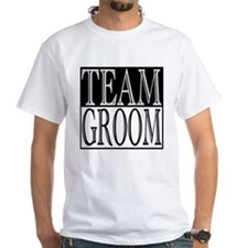 Team Groom -- Wedding Day Shirt