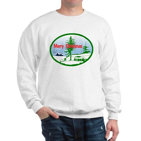 Winter Scene Sweatshirt