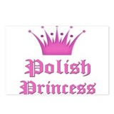 Polish Princess Postcards (Package of 8)