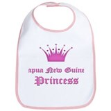 Papua New Guinean Princess Bib