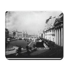 Lagoon & Bridges Mousepad