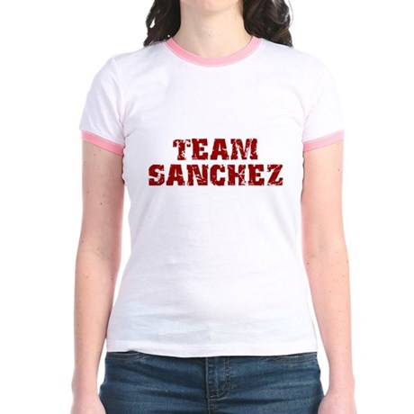 Team Sanchez Jr Ringer T-Shirt