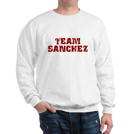 Team Sanchez Sweatshirt