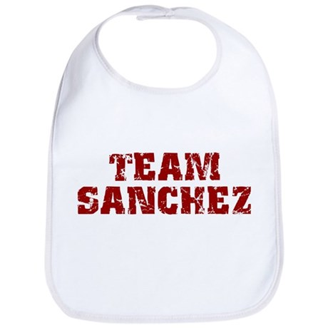 Team Sanchez Bib