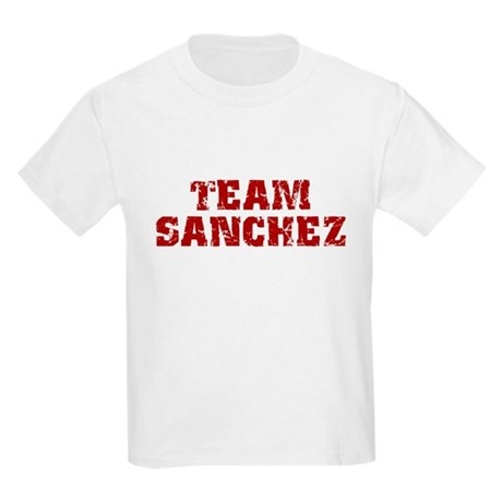 Team Sanchez Kids T-Shirt