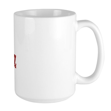 Team Sanchez Large Mug