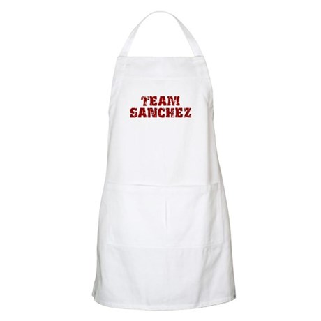 Team Sanchez BBQ Apron