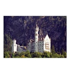 Neuschwanstein Postcards (Package of 8)