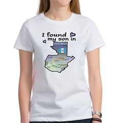 NEW! I found my son Women's T-Shirt
