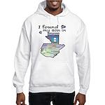 NEW! I found my son Hooded Sweatshirt