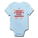 Little Valentine Infant Bodysuit