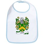 Fitch Coat of Arms Bib