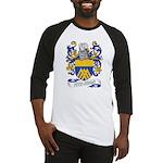 Fitz-Hugh Coat of Arms Baseball Jersey