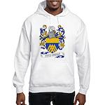 Fitz-Hugh Coat of Arms Hooded Sweatshirt