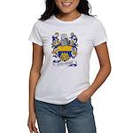 Fitz-Hugh Coat of Arms Women's T-Shirt
