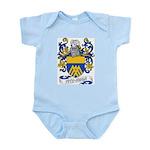 Fitz-Hugh Coat of Arms Infant Creeper