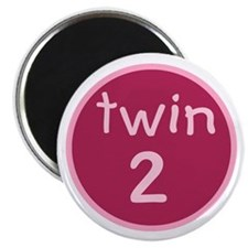 twin 2(girl) Magnet