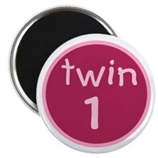 twin 1(girl) Magnet