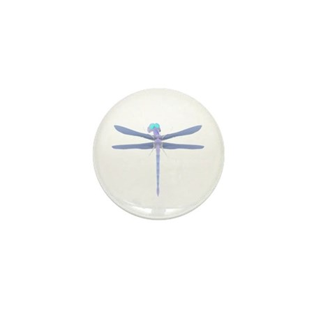 Dragonfly Mini Button (100 pack)