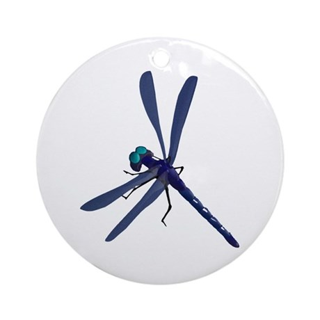 Dragonfly Ornament (Round)