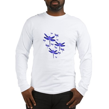 Dragonflies Long Sleeve T-Shirt