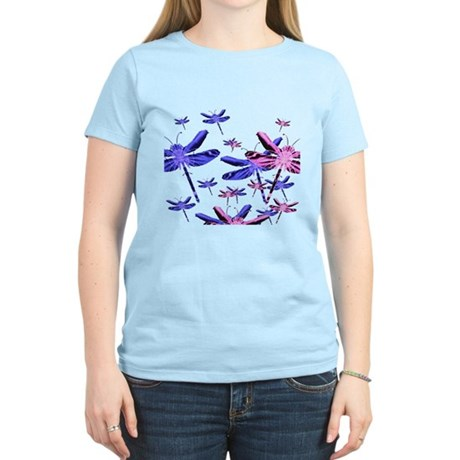 Dragonflies Women's Light T-Shirt