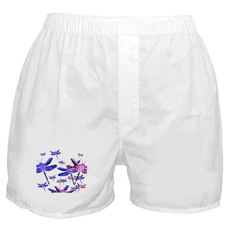 Dragonflies Boxer Shorts