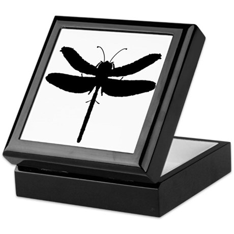 Dragonfly Keepsake Box