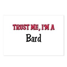 Trust Me I'm a Bard Postcards (Package of 8)