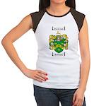 Robinson Coat of Arms Women's Cap Sleeve T-Shirt