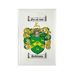 Robinson Coat of Arms Rectangle Magnet (10 pack)