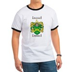 Robinson Coat of Arms Ringer T
