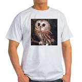 Cool Fearful owl T-Shirt