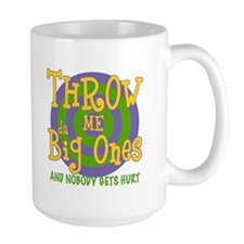 Mardi Gras Big Ones Mug