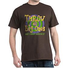 Mardi Gras Big Ones T-Shirt