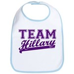 Team Hillary Purple Bib