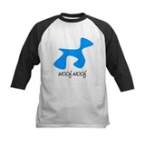 Little Blue Dog Tee