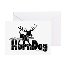 Horndog... Greeting Cards (Pk of 10)