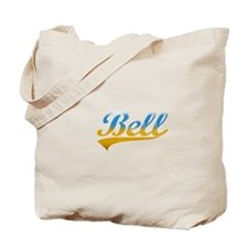 Beach Colored Bell Tote Bag