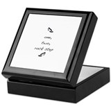 Cute Hops Keepsake Box