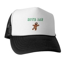 Bite Me Trucker Hat